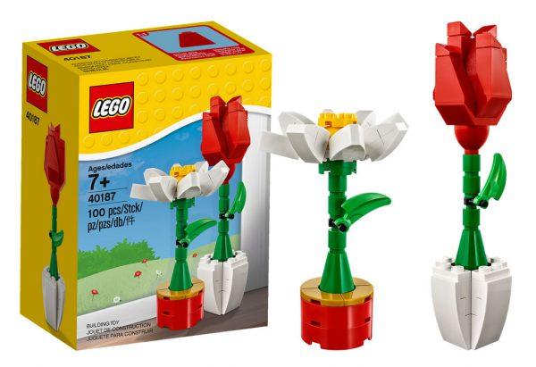 LEGO Seasonal 40187 Tulips