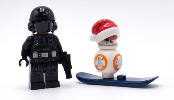 LEGO Star Wars 75184 Advent Calendar 2017 - Imperial Ground Crew & BB-8