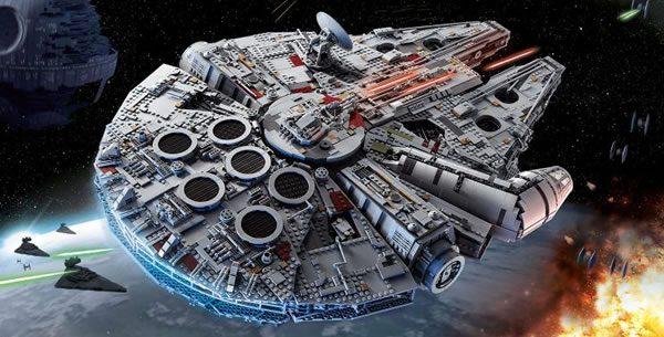 75192 Millennium Falcon (UCS)