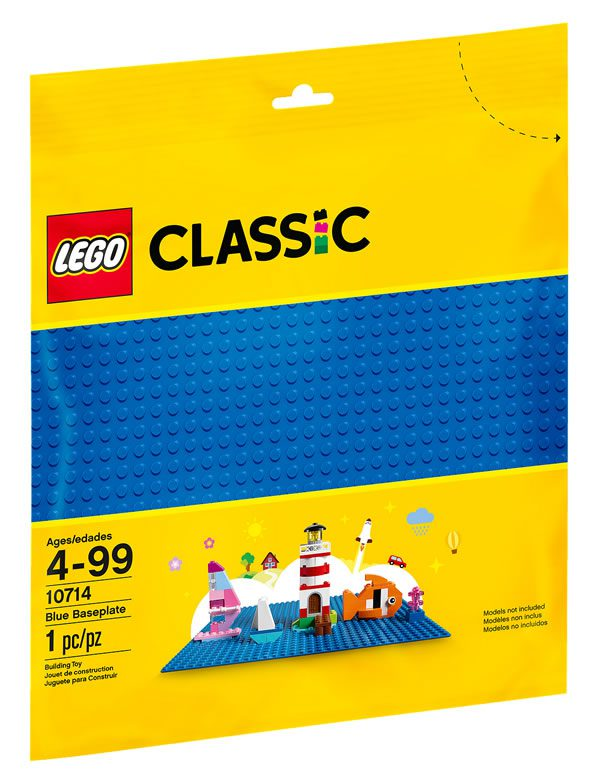 LEGO Classic 10174 Blue Baseplate