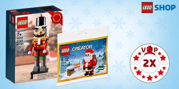 Sur le LEGO Shop : retour du set 40254 Nutcracker offert dès 65 € d'achat