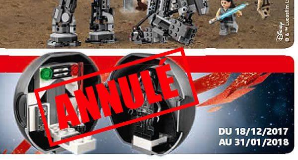 5005376 LEGO Star Wars Anniversary Pod