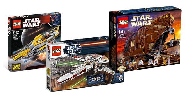 Nouveautés 2018 : quelques infos sur les sets LEGO Star Wars du second semestre