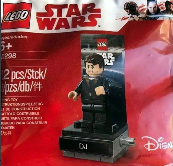 LEGO Star Wars 40298 DJ