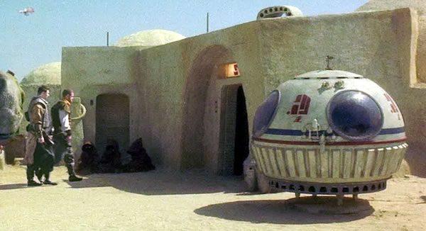 LEGO Star Wars 75205 Mos Eisley Cantina : quelques infos sur le set prévu
