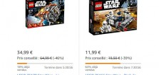 Vente flash sur deux sets LEGO Star Wars chez amazon
