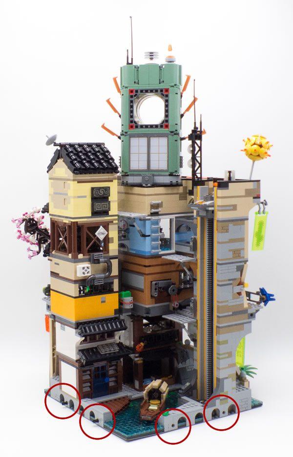 LEGO 70657 Ninjago City Docks : quelques infos pour la route