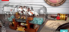 LEGO Ideas 21313 Ship in a Bottle : l'annonce officielle