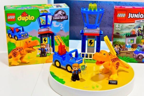 LEGO Jurassic World Fallen Kingdom - LEGO DUPLO