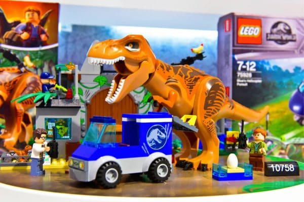 LEGO Jurassic World Fallen Kingdom - LEGO Juniors 10758