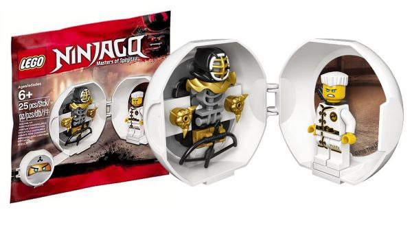 LEGO Ninjago - 5005230 Zane Spinjitzu Training Pod