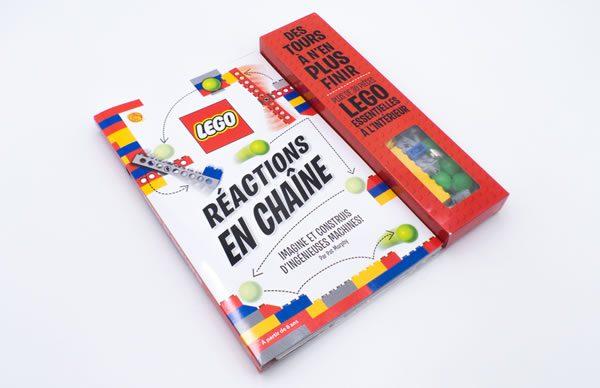 LEGO, Réactions en chaîne