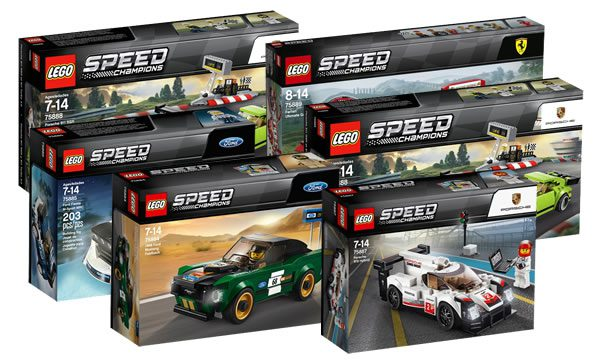 nouveaut s lego speed champions 2018 premiers visuels officiels hoth bricks. Black Bedroom Furniture Sets. Home Design Ideas