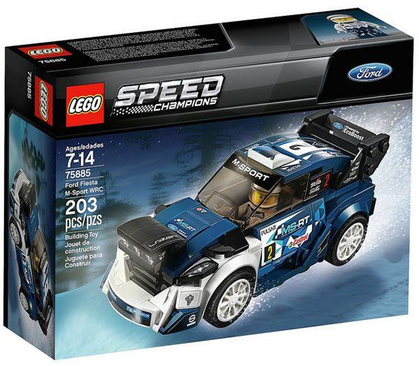 75885 Ford Fiesta M-SportWRC