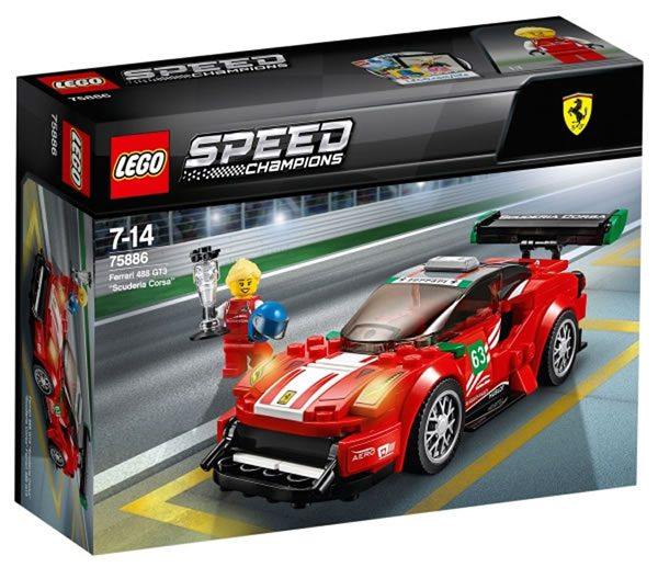 nouveaut s lego speed champions 2018 premiers visuels officiels hoth bricks. Black Bedroom Furniture Sets. Home Design Ideas