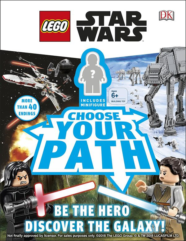 LEGO Star Wars : Choose your Path