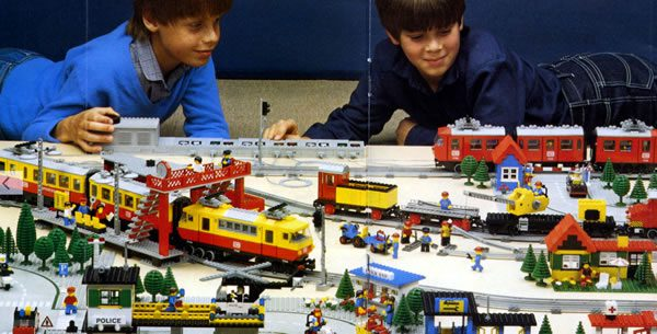 Un taux élevé de cadmium dans les briques LEGO des années 70 & 80