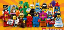 LEGO 71021 Collectible Minifigures Series 18 : Les (vrais) visuels officiels