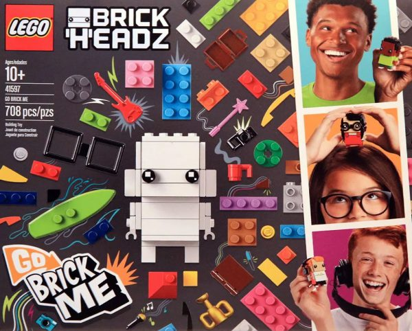 LEGO BrickHeadz - 41597 Go Brick Me