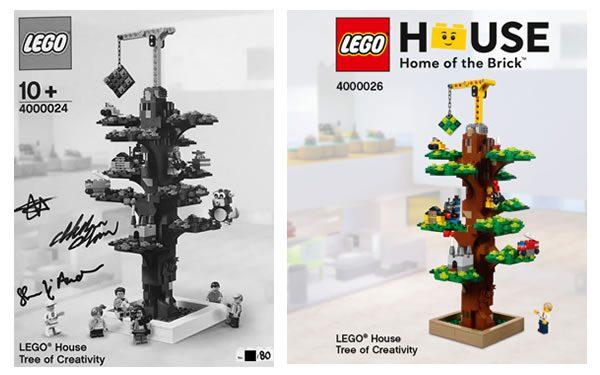 4000026 LEGO House Tree of Creativity : uniquement en vente à Billund