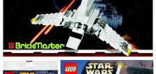 Magazine LEGO Star Wars : Un Imperial Shuttle en mars