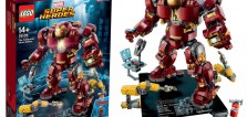 Bientôt disponible : 76105 LEGO Marvel The Hulkbuster : Ultron Edition