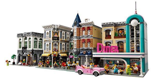 LEGO Creator Expert Modulars