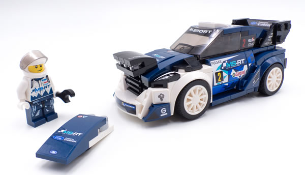 vite test lego speed champions 75885 ford fiesta m sport wrc hoth bricks. Black Bedroom Furniture Sets. Home Design Ideas