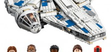 75212 Kessel Run Millennium Falcon : les visuels officiels