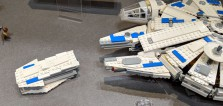75212 Kessel Run Millennium Falcon : Les photos qui rassurent (ou pas)