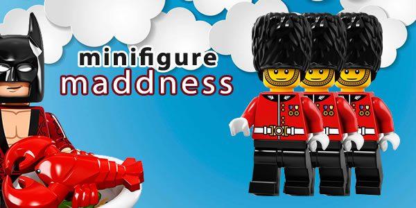 Chez Minifigure Maddness : Polybag 5005233 Royal Guard offert dès 100 € d'achat