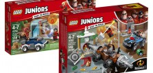 LEGO Incredibles 2 : premiers visuels officiels des sets Juniors