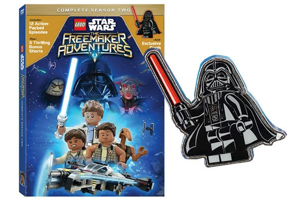 LEGO Star Wars The Freemaker Adventures Saison 2 : Avec un Darth Vader exclusif offert