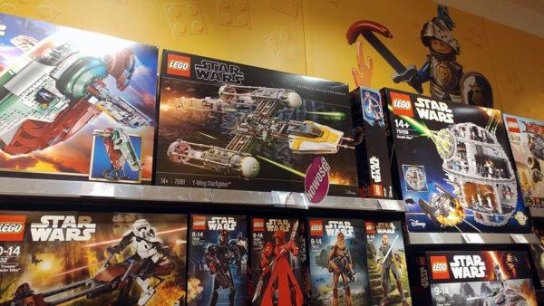LEGO Star Wars 75181 UCS Y-Wing Starfighter : Premier visuel