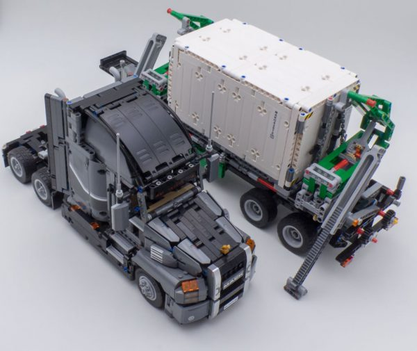LEGO Technic 42078 Mack Anthem