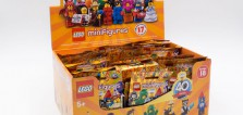 Vite testé : LEGO 71021 Collectible Minifigures Series 18