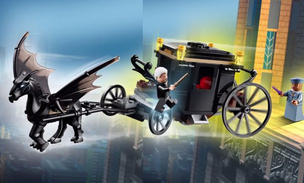 75951 LEGO Fantastic Beasts Grindelwald's Escape