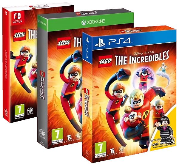 lego the incredibles le jeu vid o sera disponible le 27 juin 2018 hoth bricks. Black Bedroom Furniture Sets. Home Design Ideas