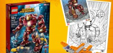 LEGO 76105 The Hulkbuster Ultron Edition : enfin disponible !