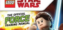 LEGO Star Wars The Official Force Training Manual : Toujours la même minifig de Rey...