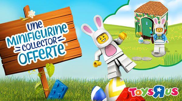Chez Toys R Us : 5005249 Easter Bunny offert dès 20 € d'achat