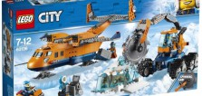 LEGO City 60196 Arctic Supply Aircraft : premiers visuels