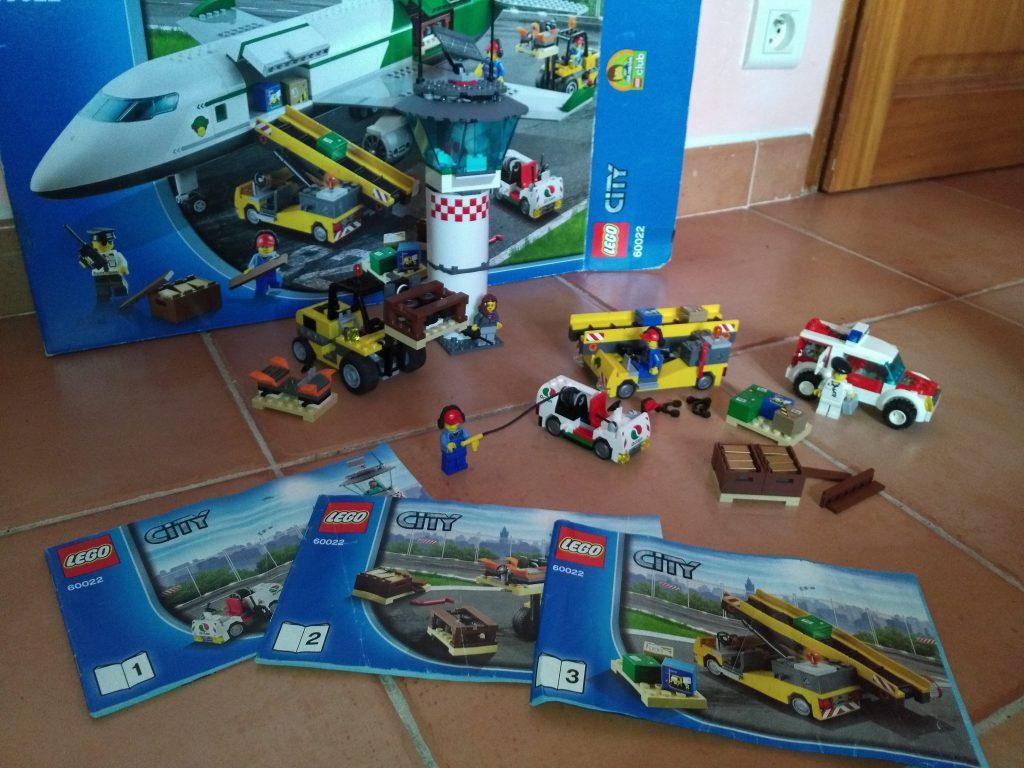 lego city 60022 instructions