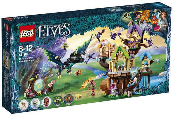 41196 The Elvenstar Tree Bat Attack