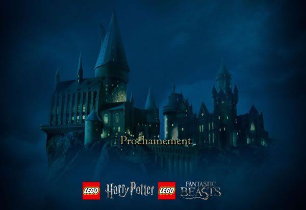LEGO Harry Potter & Fantastic Beasts : Un peu de teasing en attendant mieux...