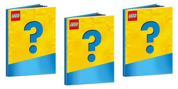 The LEGO Movie 2 et Harry Potter : Nouveaux livres d'activités à venir en 2018