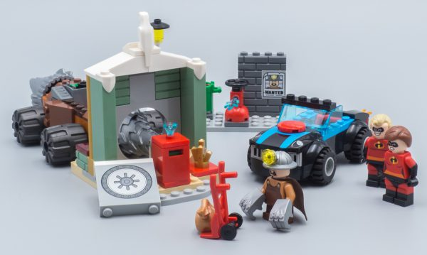10760 Underminer's Bank Heist