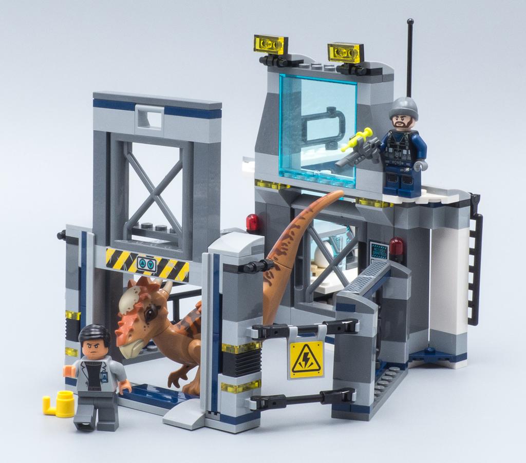 Lego Jurassic World 75927 Stygimoloch Breakout: LEGO Jurassic World