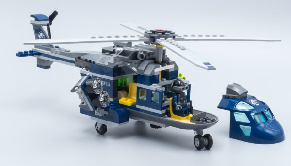 75928 Blue's Helicopter Pursuit