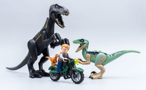 75930 Indoraptor Rampage at Lockwood Estate